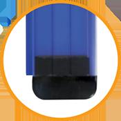 lamellen-dell-polycarbonaat-kristalblauw